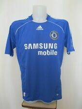 Chelsea London 2006/2007/2008 Home Size L Adidas jersey shirt football maillot