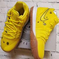 """Nike Kyrie 5 SBSP BP """"Spongebob"""" - CN4501 700 - 2019 Sz 12C Preschool"""