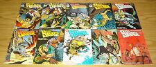 Doc Savage #1-24 VF/NM complete series + annual 1988 DC pulp hero comics set lot