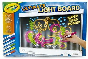 Crayola Ultimate Light Board Drawing drawing board Tablet tab Gift toy for Kids