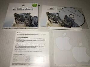 Apple MC223Z/A Mac OS X Snow Leopard 10.6 Retail