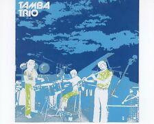 CD TAMBA TRIOs/t BRASIL 2001 EX+LATIN JAZZ  (R1952)