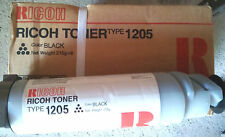 Toner RICOH Type 1205 Nero  Black Originale