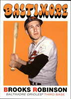 2020 Topps Throwback Thursday Baseball #89 Brooks Robinson Baltimore Orioles  19