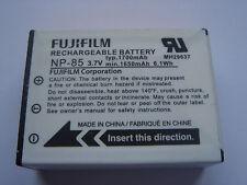 batteria originale FUJIFILM NP-85 3.7V 1700mAh 6.1Wh NUOVA