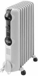 DeLonghi TRRS0920 NEW Radia-S  2000W Oil Filled Radiator with Thermostat