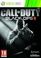 NEW Call of Duty: Black Ops 2, II,  Xbox 360 - 1st Class Delivery