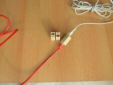 Kupplung -- Adapter Patch Kabel Verlängerung Modular RJ45 LAN CAT5 DSL ISDN