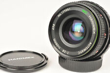 Hanimex 28mm f/2.8 Wide Angle Multicoated Lens in M42 Pentax Screw Mount
