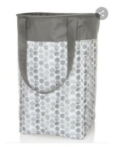 Thirty-One Thirty One Stand Tall Bin Stepping Stones Grey NEW