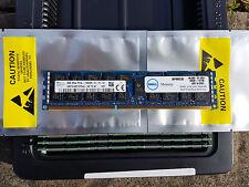 DELL SNPP9RN2C/8G PC3L-10600R HMT31GR7CFR4A-H9 240PIN 1333 ECC 8gb MEMORY incVAT