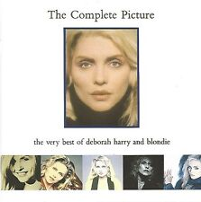 DEBORAH HARRY AND BLONDIE / THE COMPLETE PICTURE THE VERY BEST OF * NEW CD * NEU