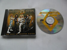 TWISTED SISTER - The Best (CD 1992) GERMANY Pressing