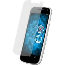 4 x Samsung Galaxy Nexus Protection Film anti-glare (matte)