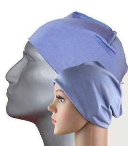 Nachtmütze - Schlafmütze - Seide - bei Chemotherapie für Damen und Herren