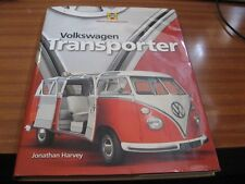 VOLKSWAGEN TRANSPORTER HAYNES ENTHUSIAST GUIDE BY JONATHAN HARVEY 1ST EDITION VW