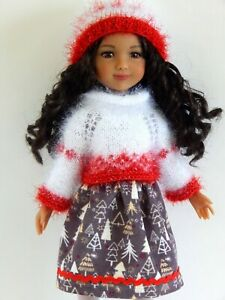 Outfit doll Ruby Red doll Fashion Friends Clothes 14.5