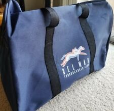 NEW California Del Mar HorseRace Track Horse Racing Blue Strong Gym Duffle  Bag 3cf1c986e2bce