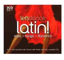 Various Artists - Let's Dance Latin [Union Square] (2007) 3 CD SET