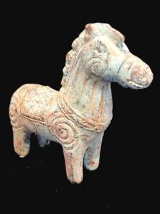 RARE ANCIENT LURISTAN BRONZE HORSE STATUE 1000bc (2)
