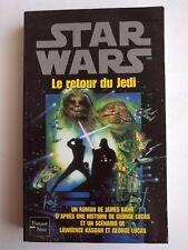 Star Wars : Le Retour du Jedi - James Kahn George Lucas - Fleuve Noir