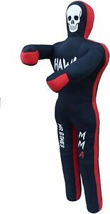 Hawk Sports Grappling Dummy BJJ Wrestling Dummy Punching Bag Submission MMA Braz