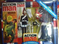 Action Man Set Blues & Royal - Figurines 12 pouces GiJoe Horseguard Lifeguard