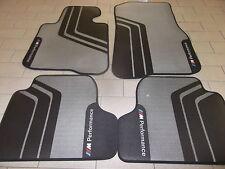 BMW M Performance Floor Mats 2 Series F22 228i 235i 2012-2017 Set Of 4 OEM