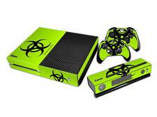 Xbox One skin Design foils pegatinas película protectora set-Biohazard motivo