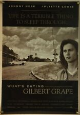WHAT'S EATING GILBERT GRAPE DS ROLLED ORIG 1SH MOVIE POSTER DEPP DICAPRIO (1993)