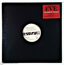 "Marxman All About Eve 12"" Lp Rap Hip Hop 1993 Promo Unplayed Mirror Gloss M-"