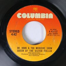 Rock 45 Dr. Hook & The Medicine Show - Queen Of The Silver Dollar / The Cover Of