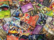 Pokemon Cards Bundle x 100 Rares Holos EXs best around JobLot, Bulk Custom