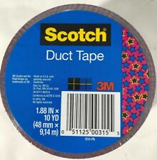 New listing New Scotch Duct Tape Stars Star Burst Micro Stars