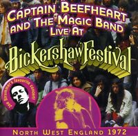 Captain Beefheart - Live at Bickershaw 1972 [New CD] UK - Import