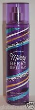 Bath & Body Works MERRY BERRY CHRISTMAS fine fragrance Mist spray 8 FL OZ