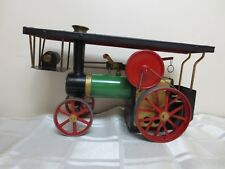 Vintage Mamod TE1A Live Steam Traction Showmans Engine Tractor circa 1972