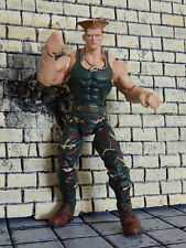 Sota Toys Street Fighter Round 3 Guile Action Figure