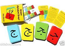 Alfabeto arabo Snap (appunti DIDATTICI) - imparare l'alfabeto arabo con un gioco