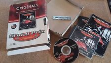 GRAND PRIX LEGENDS / SIMULACIÓN CARRERA ESTUCHE BIG BOX / PC CD-ROM PAL COMPLETO