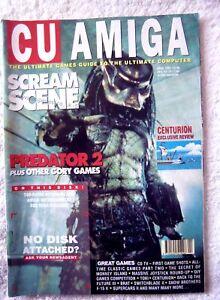 57245 April 1991 CU Amiga Magazine 1991