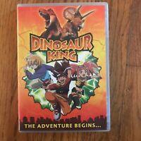 Dinosaur King The Adventure Begins (DVD, 2008) Anime Dvd