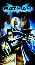 Batman - Mystery of the Batwoman (VHS, 2003, Slipsleeve)