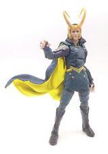 Blue & Yellow Cape for Hasbro Marvel Legends Thor Loki (No Figure)
