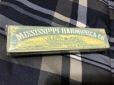 New listing Mississippi Harmonica