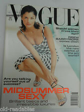 VOGUE * June 1995 - MINT COPY - Helena Christensen Cover - FREE GIFTWRAP