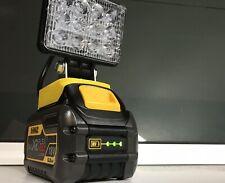 DeWalt DIY 18v LED Work Light  / Torch / Camping Light - MEL STOCK GST INC