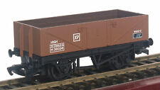 Mainline Rlys 5 plank wagon BR brown suit Triang/Hornby/Bachmann/Branchline