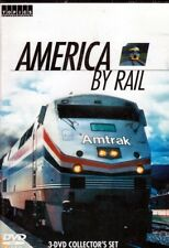 See/Travel America by Rail/Train (3 DVD Collector's Set) FREE US SHIPPING