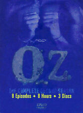 Oz (HBO SERIES) ~ Complete 2nd Second Season 2 Two ~ BRAND NEW DVD SET